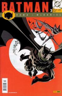 Cover Thumbnail for Batman (Panini Deutschland, 2001 series) #3