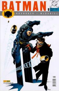 Cover Thumbnail for Batman (Panini Deutschland, 2001 series) #8