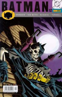 Cover Thumbnail for Batman (Panini Deutschland, 2001 series) #12