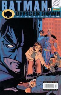Cover Thumbnail for Batman (Panini Deutschland, 2001 series) #13