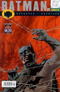 Cover Thumbnail for Batman (Panini Deutschland, 2001 series) #21