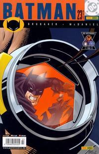 Cover Thumbnail for Batman (Panini Deutschland, 2001 series) #23