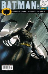 Cover Thumbnail for Batman (Panini Deutschland, 2001 series) #25