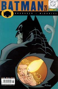 Cover Thumbnail for Batman (Panini Deutschland, 2001 series) #26