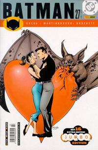 Cover Thumbnail for Batman (Panini Deutschland, 2001 series) #27