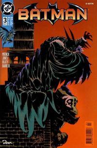 Cover Thumbnail for Batman (Dino Verlag, 1997 series) #3