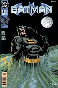 Cover Thumbnail for Batman (Dino Verlag, 1997 series) #4