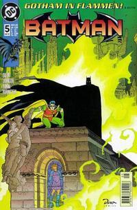 Cover Thumbnail for Batman (Dino Verlag, 1997 series) #5