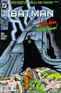 Cover Thumbnail for Batman (Dino Verlag, 1997 series) #6