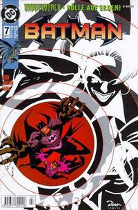 Cover Thumbnail for Batman (Dino Verlag, 1997 series) #7