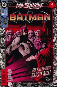 Cover Thumbnail for Batman (Dino Verlag, 1997 series) #10