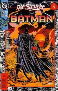 Cover Thumbnail for Batman (Dino Verlag, 1997 series) #12