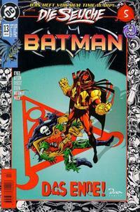 Cover Thumbnail for Batman (Dino Verlag, 1997 series) #13