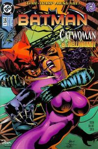 Cover Thumbnail for Batman (Dino Verlag, 1997 series) #18