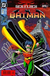 Cover Thumbnail for Batman (Dino Verlag, 1997 series) #22