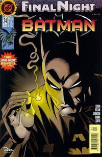 Cover Thumbnail for Batman (Dino Verlag, 1997 series) #24