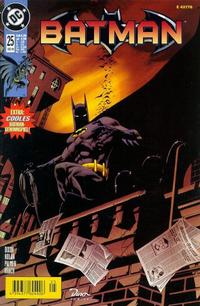 Cover Thumbnail for Batman (Dino Verlag, 1997 series) #25