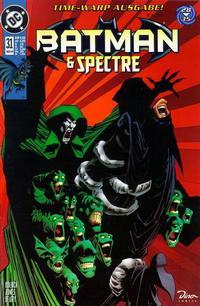 Cover Thumbnail for Batman (Dino Verlag, 1997 series) #31