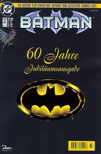 Cover Thumbnail for Batman (Dino Verlag, 1997 series) #37