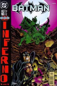 Cover Thumbnail for Batman (Dino Verlag, 1997 series) #42