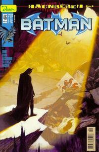 Cover Thumbnail for Batman (Dino Verlag, 1997 series) #46