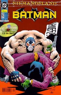 Cover Thumbnail for Batman (Dino Verlag, 1997 series) #62