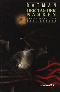 Cover Thumbnail for Batman (Carlsen Comics [DE], 1989 series) #[5] - Der Tag der Narren