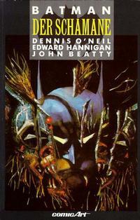 Cover Thumbnail for Batman (Carlsen Comics [DE], 1989 series) #[6] - Der Schamane
