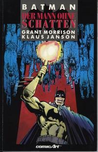 Cover Thumbnail for Batman (Carlsen Comics [DE], 1989 series) #[7] - Der Mann ohne Schatten