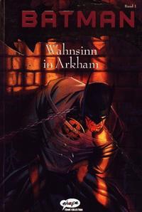 Cover Thumbnail for Batman (Egmont Ehapa, 1997 series) #1 - Wahnsinn in Arkham
