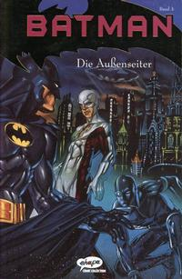 Cover Thumbnail for Batman (Egmont Ehapa, 1997 series) #3 - Die Außenseiter