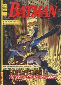 Cover Thumbnail for Batman (Norbert Hethke Verlag, 1989 series) #2