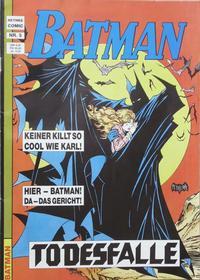 Cover Thumbnail for Batman (Norbert Hethke Verlag, 1989 series) #5