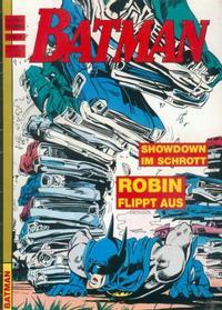 Cover Thumbnail for Batman (Norbert Hethke Verlag, 1989 series) #6