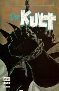 Cover Thumbnail for Batman Album (Norbert Hethke Verlag, 1989 series) #2 - Der Kult 2