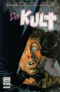 Cover Thumbnail for Batman Album (Norbert Hethke Verlag, 1989 series) #3 - Der Kult 3