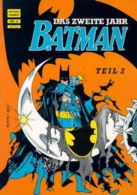Cover Thumbnail for Batman Album (Norbert Hethke Verlag, 1989 series) #6 - Das zweite Jahr, Teil 2