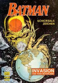 Cover Thumbnail for Batman Album (Norbert Hethke Verlag, 1989 series) #22 - Schicksals Zeichen