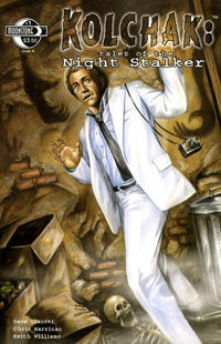 Cover Thumbnail for Kolchak: Tales of the Night Stalker (Moonstone, 2003 series) #1