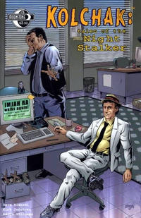 Cover Thumbnail for Kolchak: Tales of the Night Stalker (Moonstone, 2003 series) #5