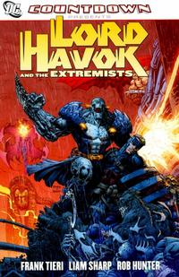 Cover Thumbnail for Countdown Presents: Lord Havok and the Extremists (DC, 2008 series)
