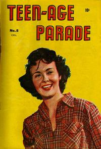 Cover Thumbnail for Teen-Age Parade (Bell Features, 1950 series) #8