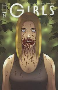 Cover Thumbnail for Girls (Image, 2005 series) #16
