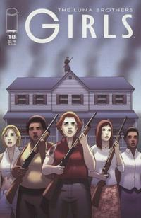 Cover Thumbnail for Girls (Image, 2005 series) #18