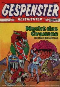 Cover Thumbnail for Gespenster Geschichten (Bastei Verlag, 1974 series) #6