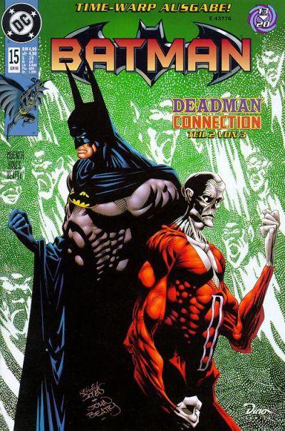 Cover for Batman (Dino Verlag, 1997 series) #15