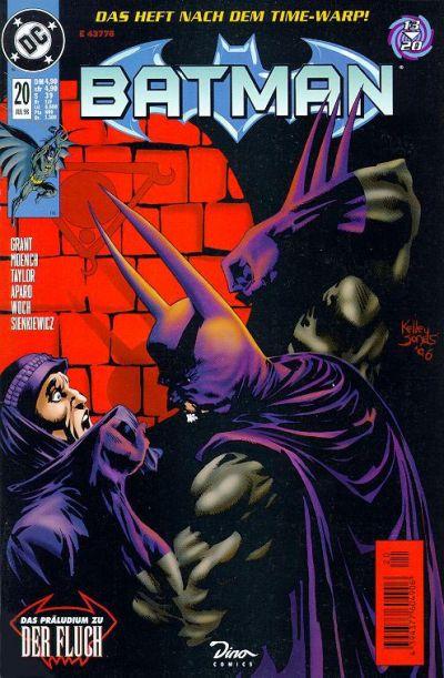 Cover for Batman (Dino Verlag, 1997 series) #20