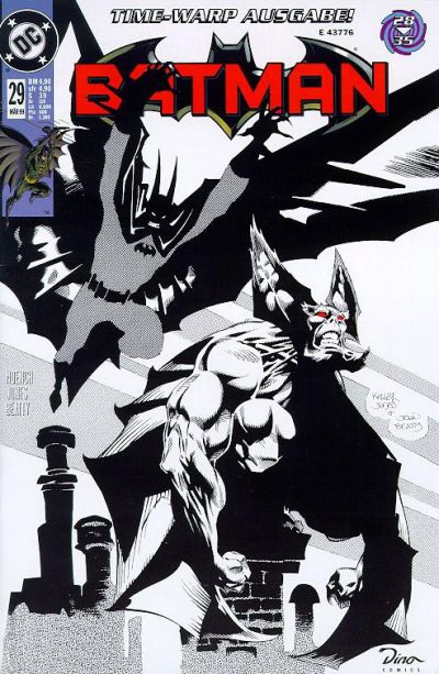 Cover for Batman (Dino Verlag, 1997 series) #29