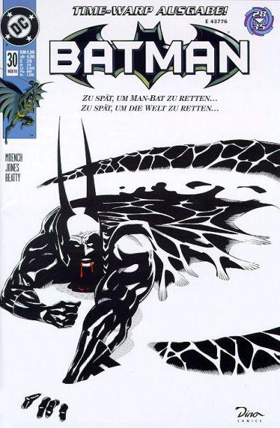 Cover for Batman (Dino Verlag, 1997 series) #30