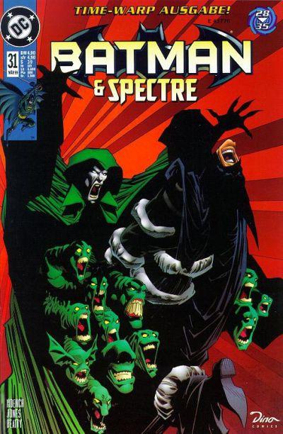 Cover for Batman (Dino Verlag, 1997 series) #31